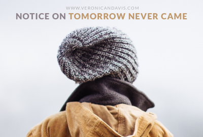 """Notice on indie novel """"Tomorrow Never Came"""""""