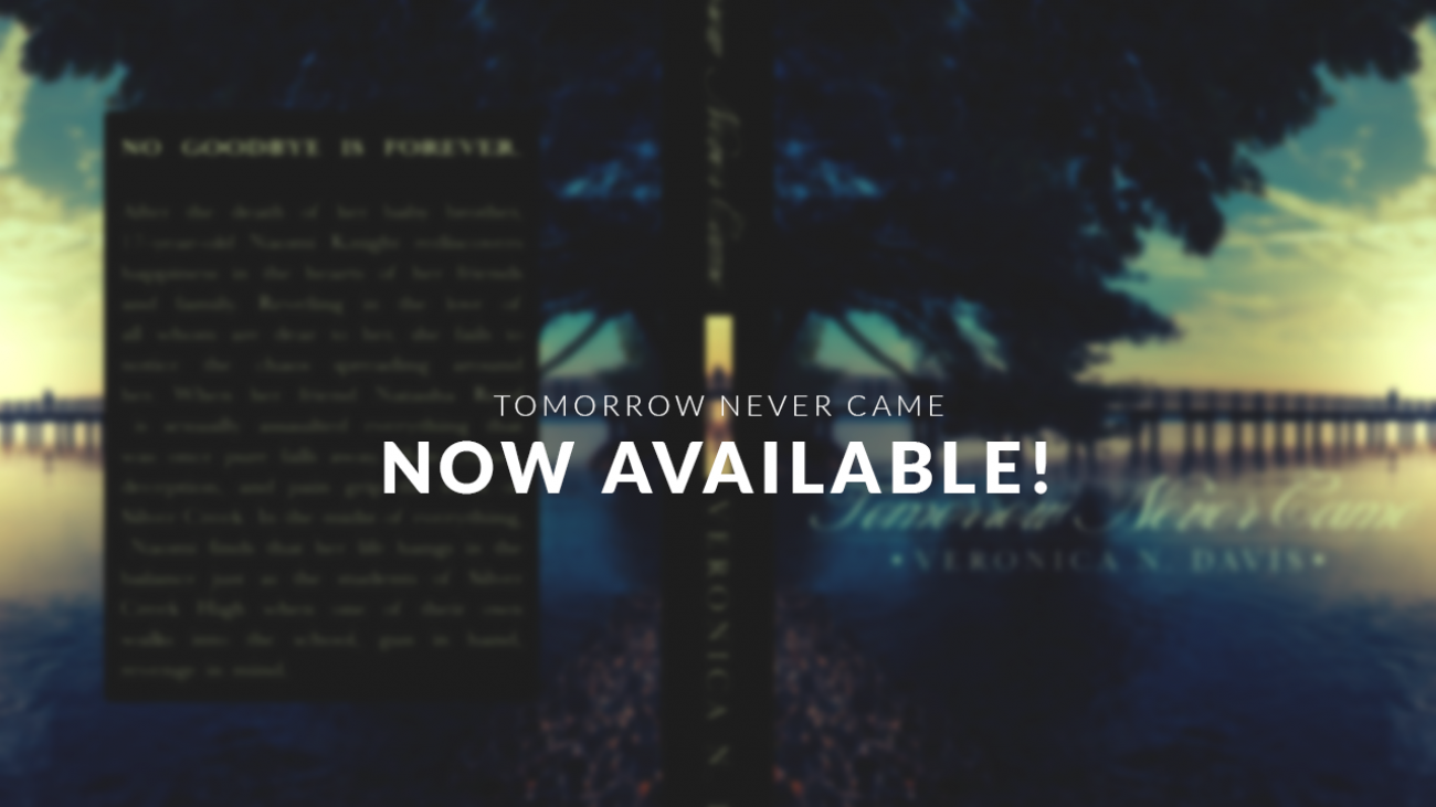 Tomorrow Never Came is now available