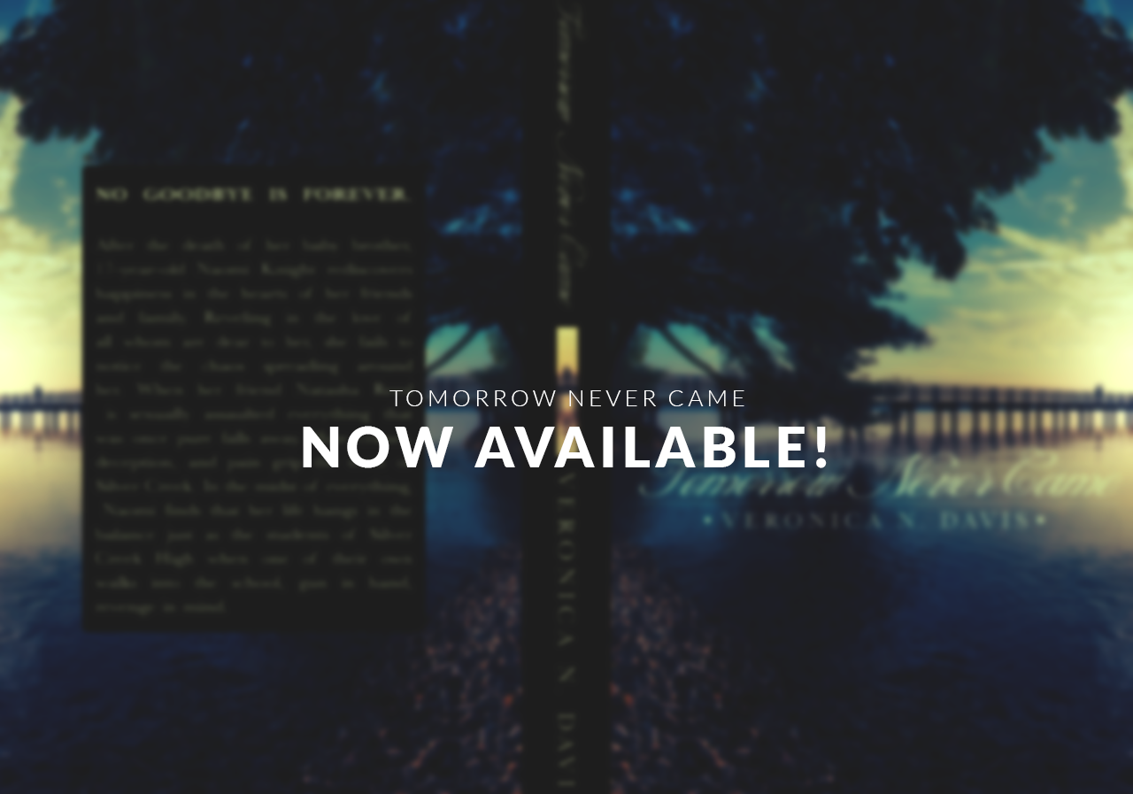 Tomorrow Never Came Is Now Available!