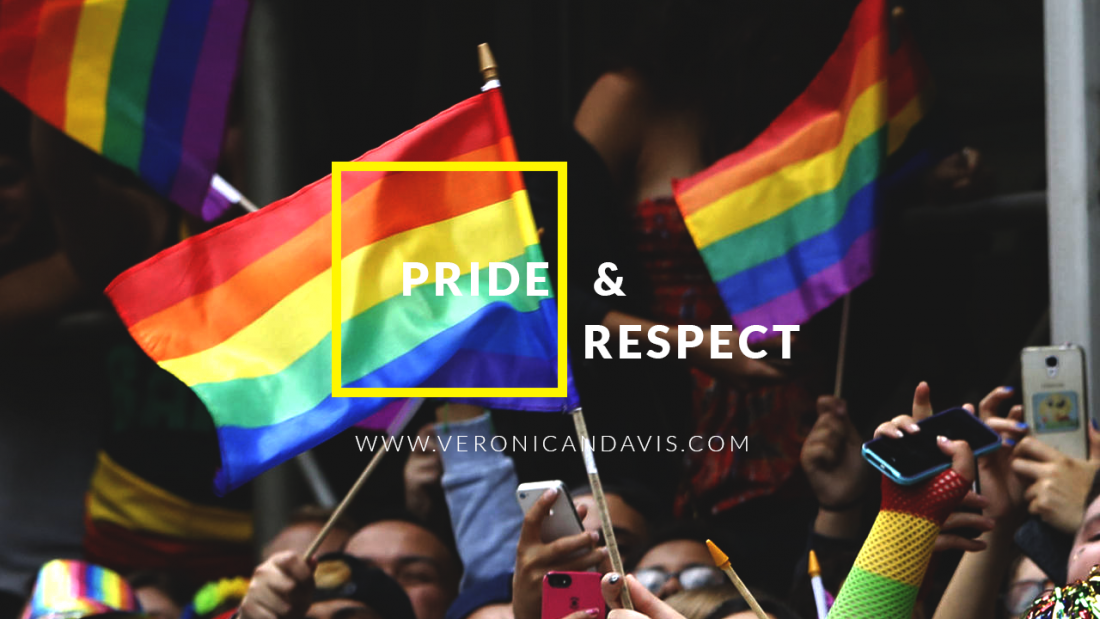 Pride and respect photo LGBTQ