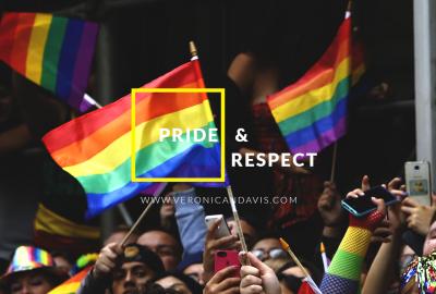 Pride and respect photo LGBTQ