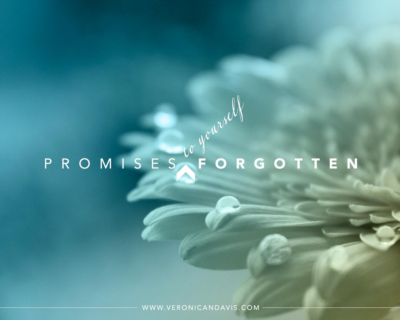 Promises Forgotten