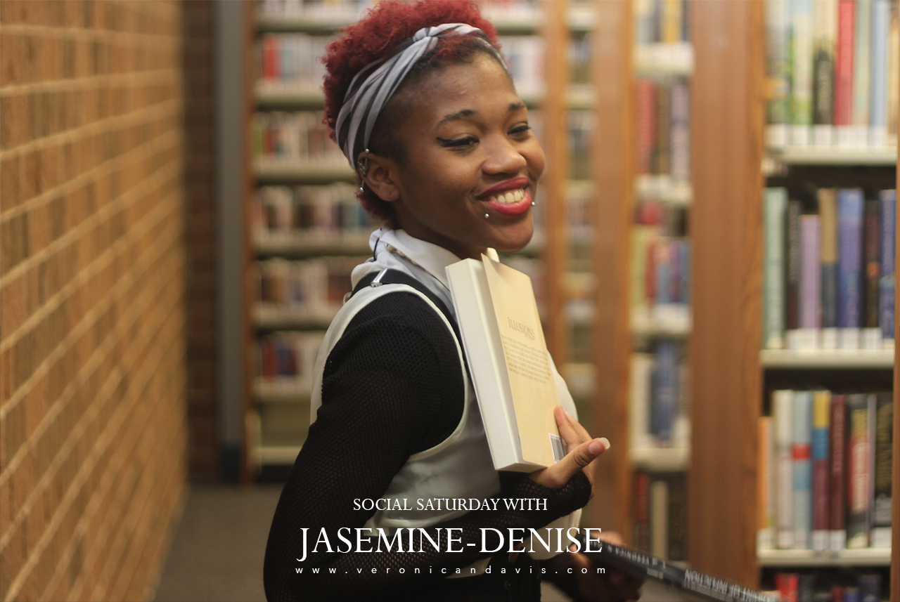 Social Saturday with Jasemine-Denise