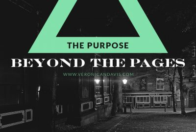 """A Photo For Blog Entry """"The Purpose Beyond The Pages"""""""