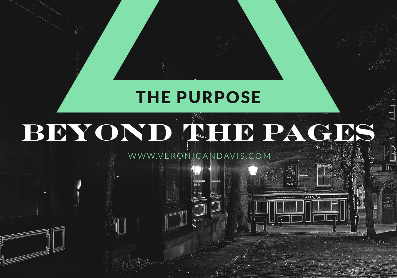 The Purpose Beyond the Pages
