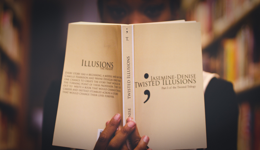 """""""Twisted Illusions"""" Book Review"""