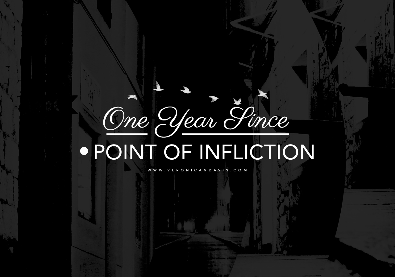 One Year Since Point of Infliction