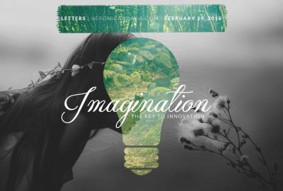 Imagination Blog Entry From Veronica N. Davis. Imagination is the key to innovation