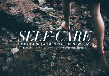 Veronica N. Davis Self-Care Blog Entry