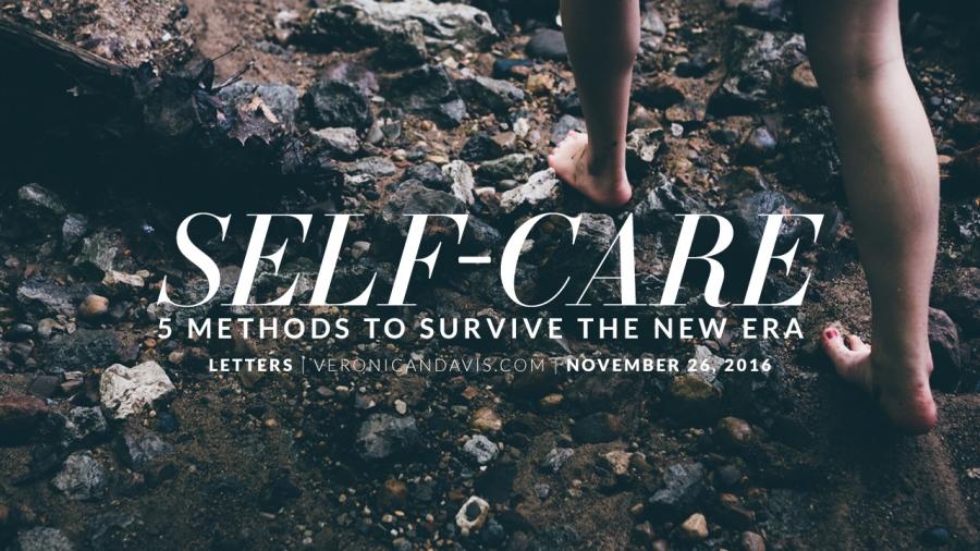 Veronica N. Davis Self-Care Blog Entry