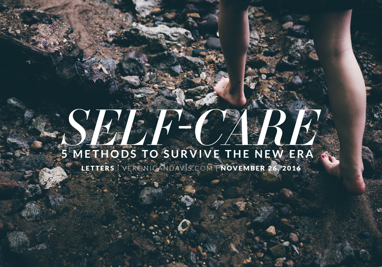 Self-Care: 5 Methods to Survive The New Era