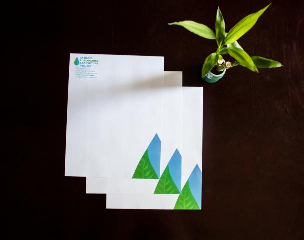 A.S.A.P. Logo & Letterhead
