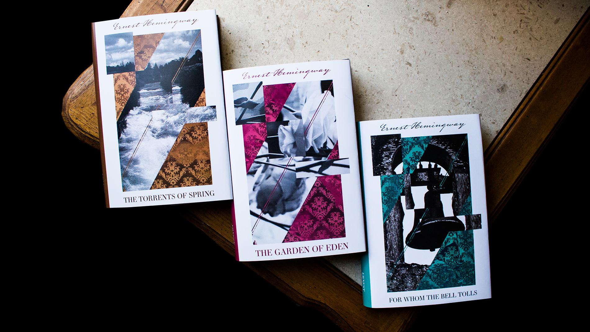 Ernest Hemingway Book Series 2017