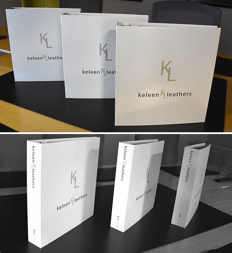 KL Product Launch Binders