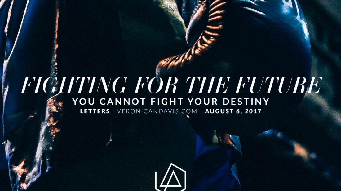 Fighting for the Future - A Blog Entry by Veronica N. Davis